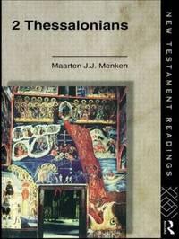 2 Thessalonians by Maarten J.J. Menken image