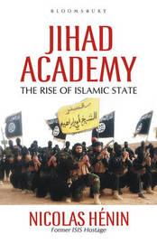 Jihad Academy by Nicolas Henin