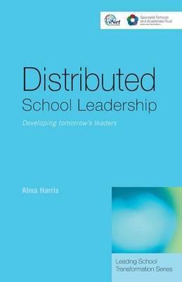 Distributed School Leadership by Alma Harris image
