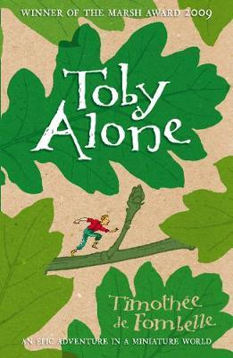 Toby Alone by Timothee de Fombelle image