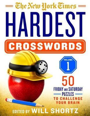 "The New York Times Hardest Crosswords Volume 1 by ""New York Times"""