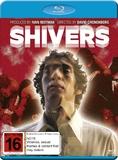 Shivers on Blu-ray