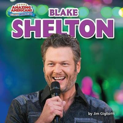 Blake Shelton by Jim Gigliotti