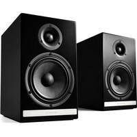 Audioengine: HDP6 Passive Bookshelf Speakers (Pair) - Satin Black image
