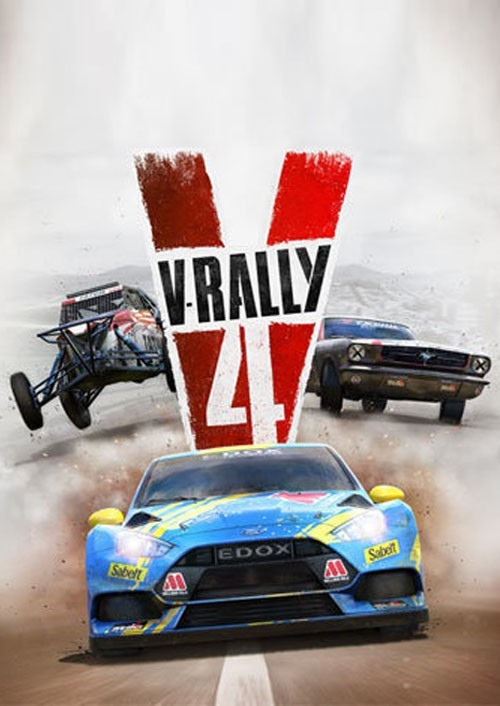 V-Rally 4 for PC Games