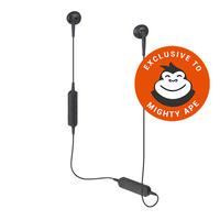 Audio-Technica ATH-C200BT Bluetooth Wireless In-Ear Headphones