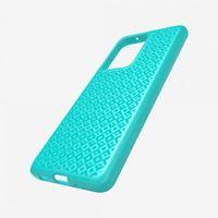 Tech21: Antimicrobial BioShield   Studio Design for Samsung Galaxy S20 Ultra - Aqua