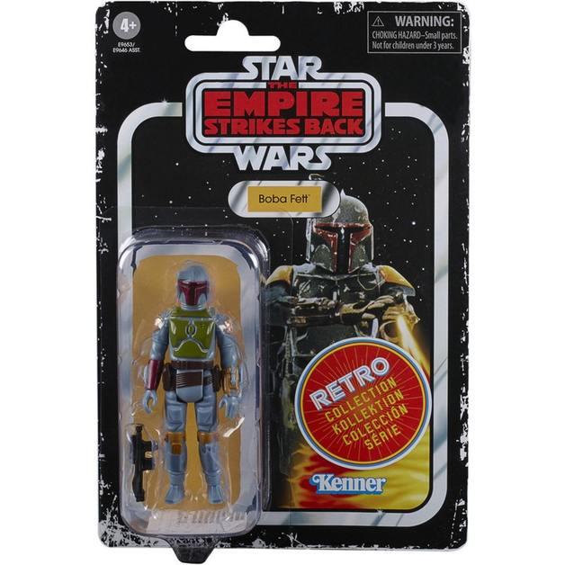 "Star Wars: Boba Fett - 3.75"" Retro Action Figure"