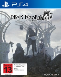 NieR Replicant ver.1.22474487139 for PS4