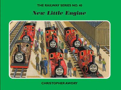 The Railway Series No. 40: New Little Engine by Christopher Awdry image