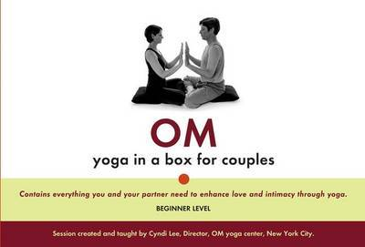 OM Yoga: Beginners Level for Couples by Cyndi Lee image