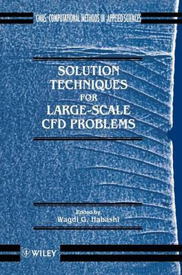 Solution Techniques for Large-scale CFD Problems