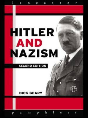 Hitler and Nazism by Richard Geary image