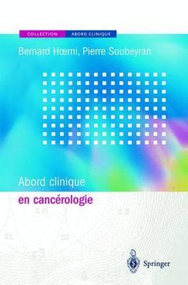 Abord Clinique En Cancerologie by Bernard Hoerni image