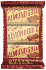 Whittakers Almond Gold Slab