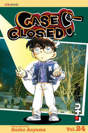 Case Closed, Vol. 24 by Gosho Aoyama image