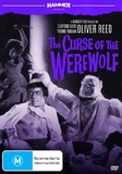 Hammer Horror - The Curse Of The Werewolf on DVD