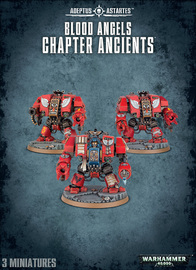 Warhammer 40,000 Blood Angels Chapter Ancients
