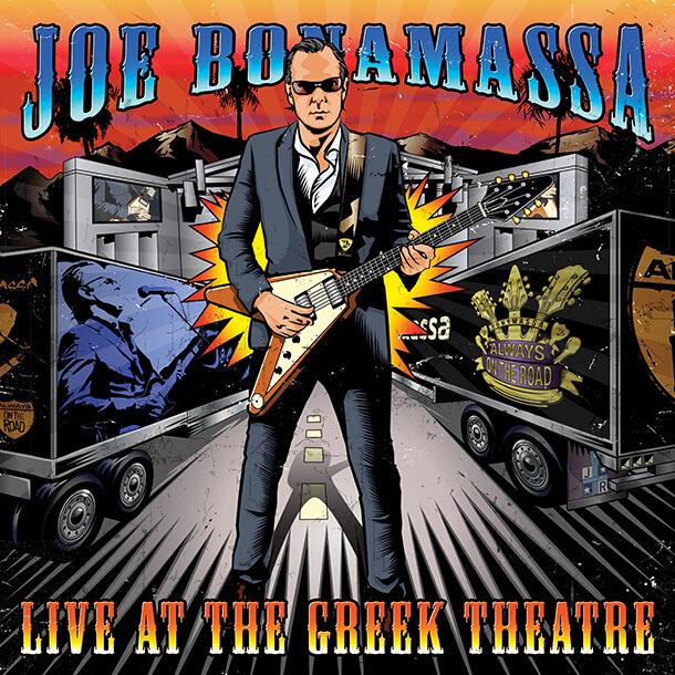 Live At The Greek Theatre (2CD) by Joe Bonamassa