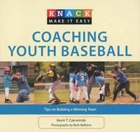 Knack Coaching Youth Baseball by Kevin Czerwinski image