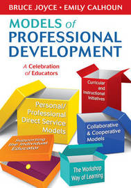 Models of Professional Development by Bruce Joyce image