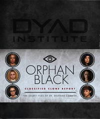 Orphan Black by Keith R.A. DeCandido