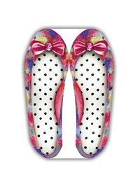 Lady Jayne: Die-Cut Notepad - Gem Shoe