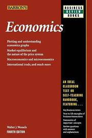 Bus Review Series Economics by Walter J. Wessels image