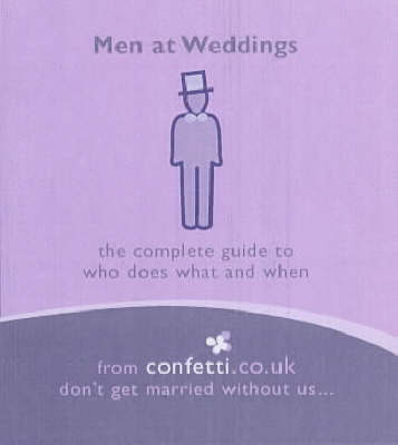 Men at Weddings by Confetti image