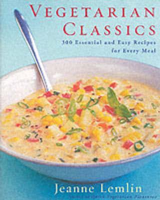 Vegetarian Classics by Jeanne Lemlin image