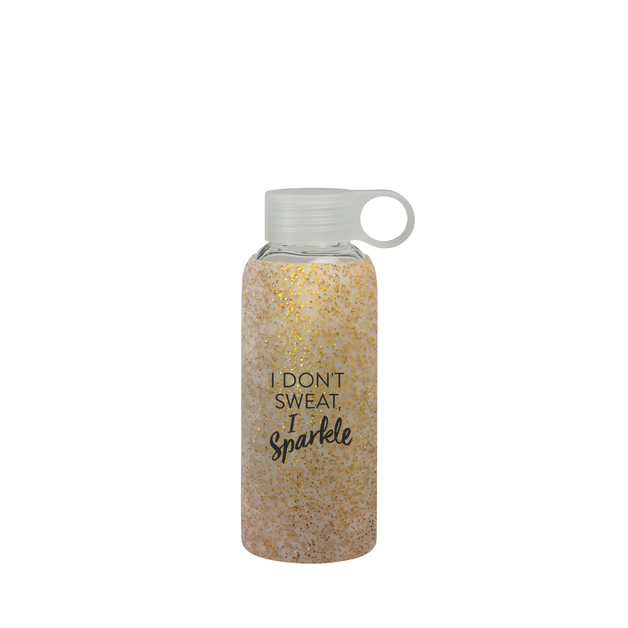 General Eclectic: Drink Bottle - Sparkle (420ml)