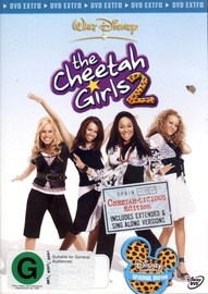 The Cheetah Girls 2 on DVD image