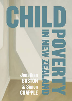 Child Poverty in New Zealand by Jonathan Boston image