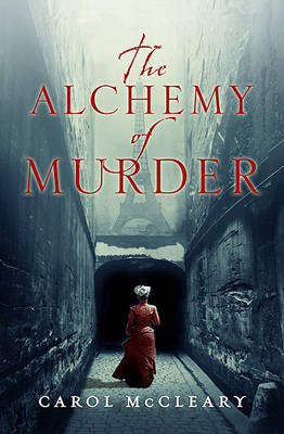 The Alchemy of Murder by Carol McCleary image