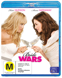 Bride Wars on Blu-ray