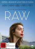 Raw on DVD
