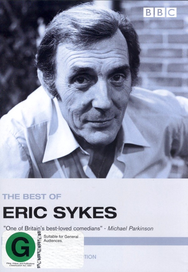 Best Of Eric Sykes on DVD image