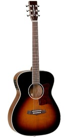 Tanglewood Sun Perf Pro Orch Sol spr top no cutaway with eq