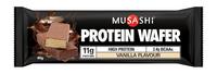 Musashi Protein Wafer Bars - Vanilla (40g)