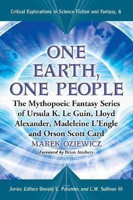 One Earth, One People by Marek Oziewicz image