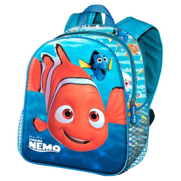 Disney: Finding Nemo - 3D Backpack (31cm)