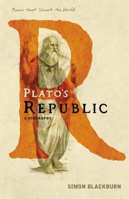 Plato's Republic by Simon Blackburn image
