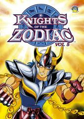 Knights Of The Zodiac: Volume 5 on DVD