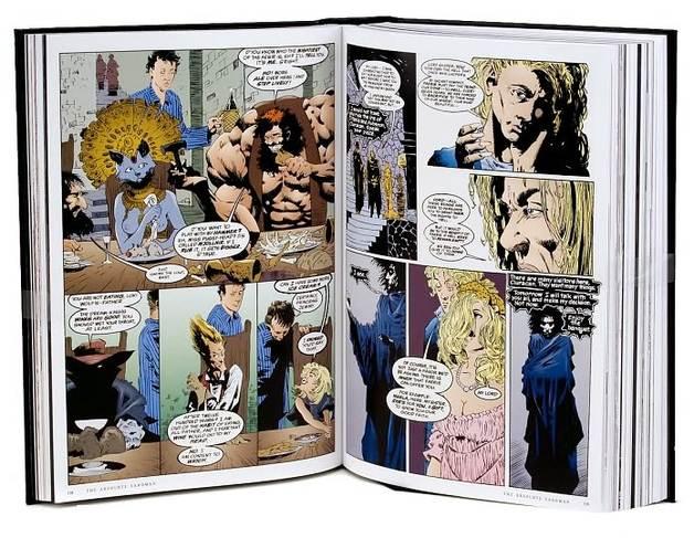 Absolute Sandman: Vol 02 by Neil Gaiman