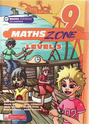 Math Zone 9 by Bob Aus