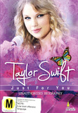 Taylor Swift: Just For You DVD