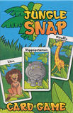 Children's Card Game - Jungle Snap