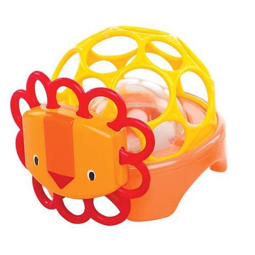 Oball: Rollie Rattle - Lion