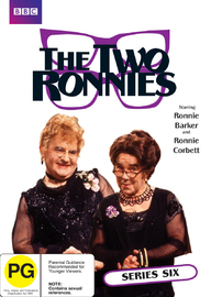 The Two Ronnies - Series 6 (2 Disc Set) on DVD