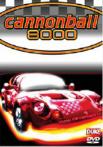 Cannonball 8000 2006 on DVD